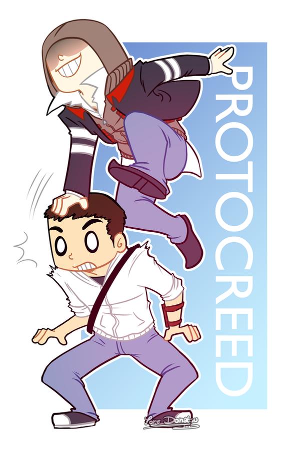 + ProtoCreed: LeapFrog + by Yore-Donatsu