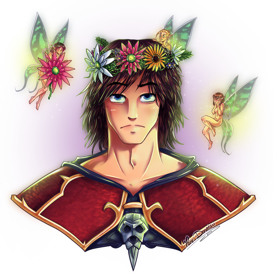 + Castlevania: Flowers Crown + by Yore-Donatsu