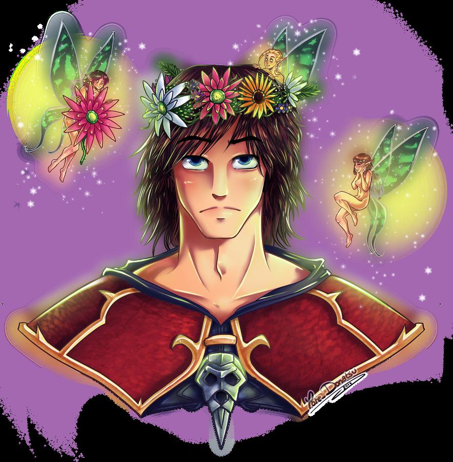 + Castlevania: Flowers Crown + by Yore-Donatsu