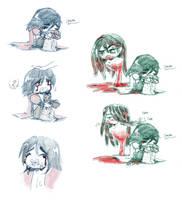 + Castlevania - Sketch: Blood Tears + by Yore-Donatsu