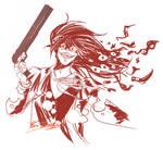 + Hellsing- Sketch: The No Life King +