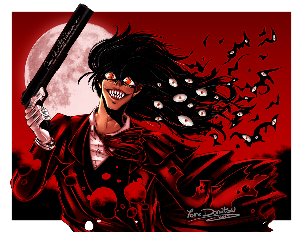 + Hellsing: The No Life King + by Yore-Donatsu