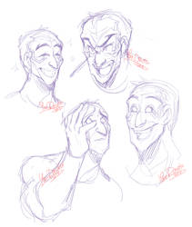OW - Sketches: Sigma's Expression