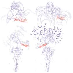 OW - Sketches: SIEBREN !
