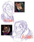 GMD - Sketches: De bonnes gueules