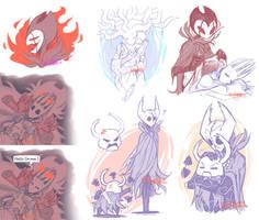 HK - Sketches: Again