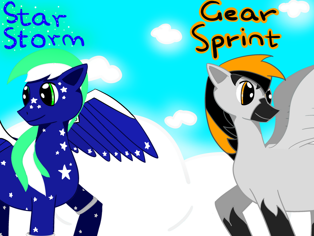 StarStorm and GearSprint by ET9977