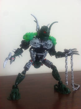 Karzahni, Lord of Nightmares MOC