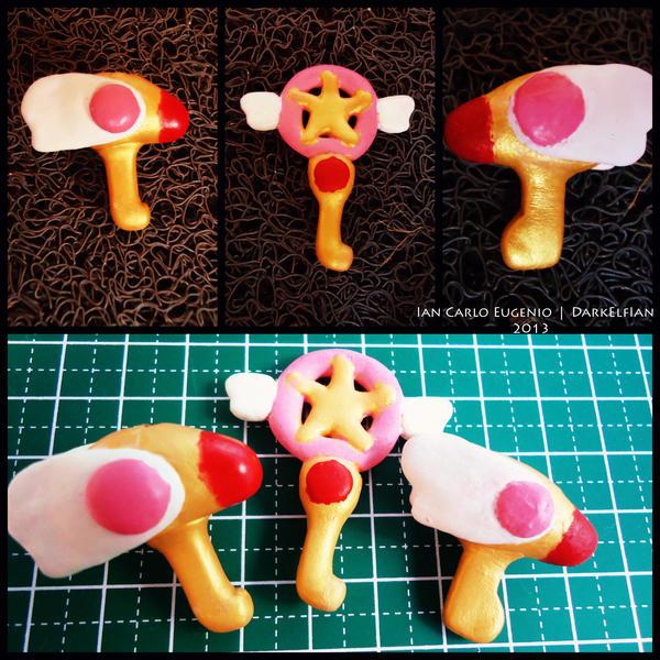 Cardcaptor Sakura Keys by DarkElfIan