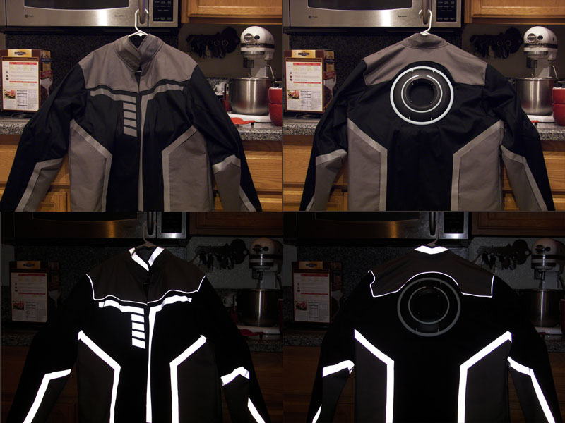 Tron Jacket 1 by EmeraldBeacon