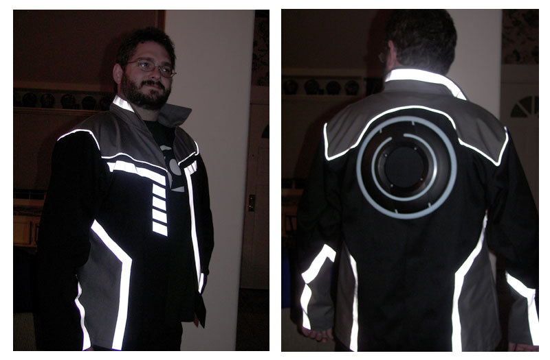 Tron Jacket 2 by EmeraldBeacon