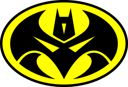 Bat-Con Logo by EmeraldBeacon