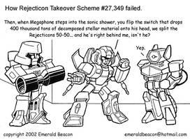 The Scheme by EmeraldBeacon