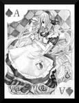 .: Ace of Spades - Alice :.