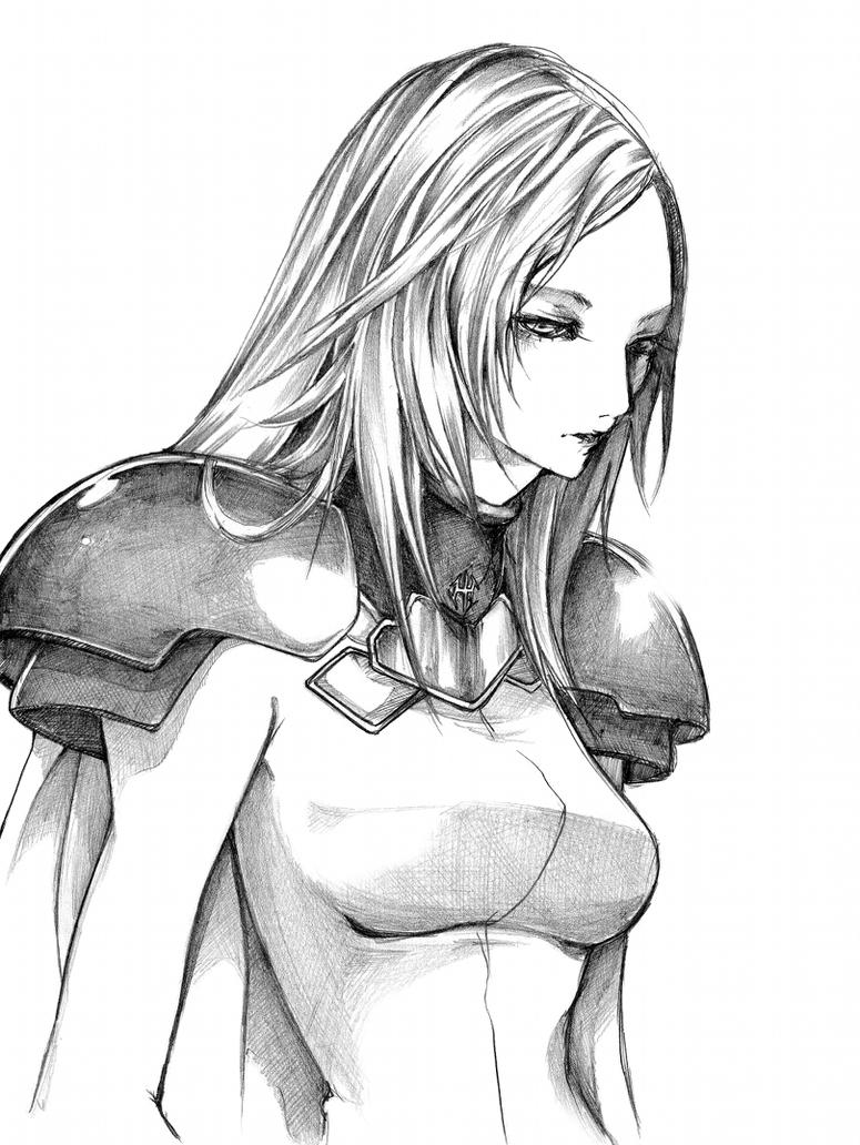 .: Miria - Claymore :. by The-Crowned