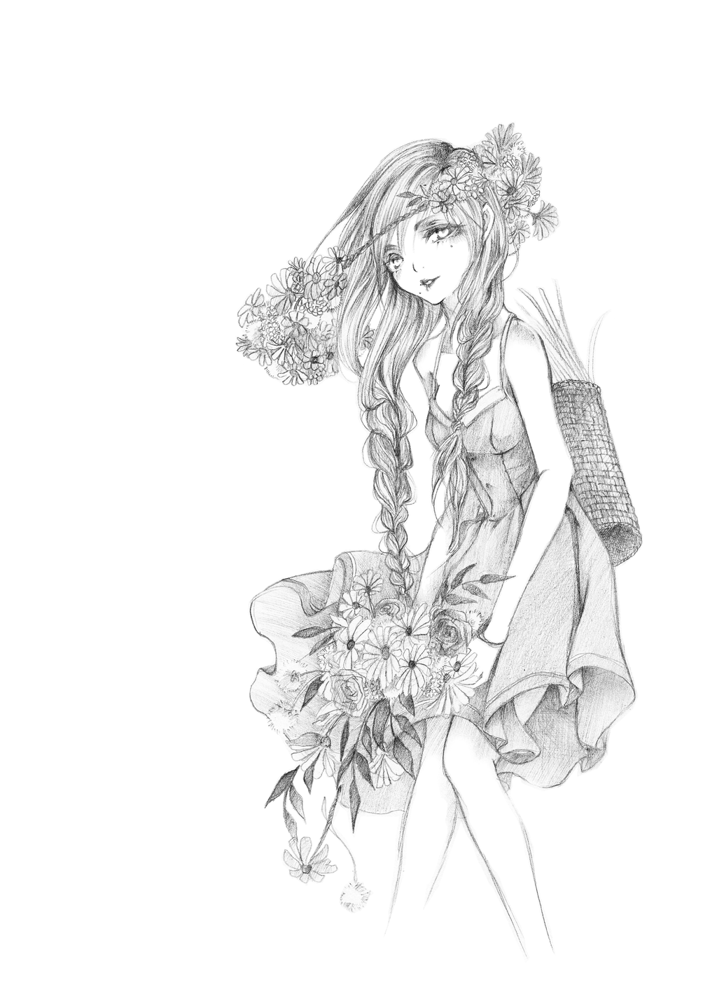 Flower Carrier by The Crowned on DeviantArt