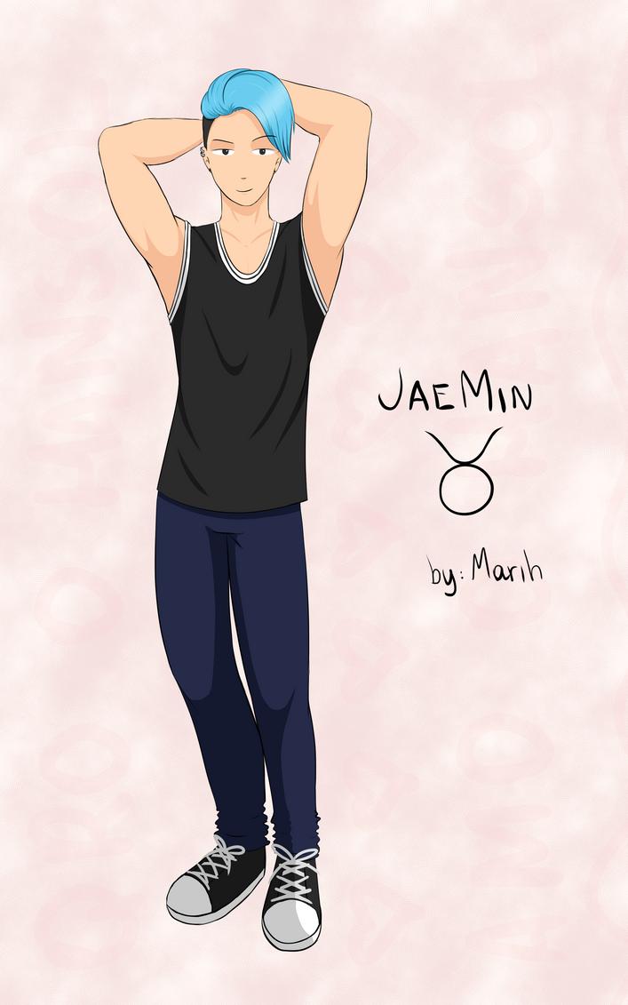 JaeMin by MarihSouza