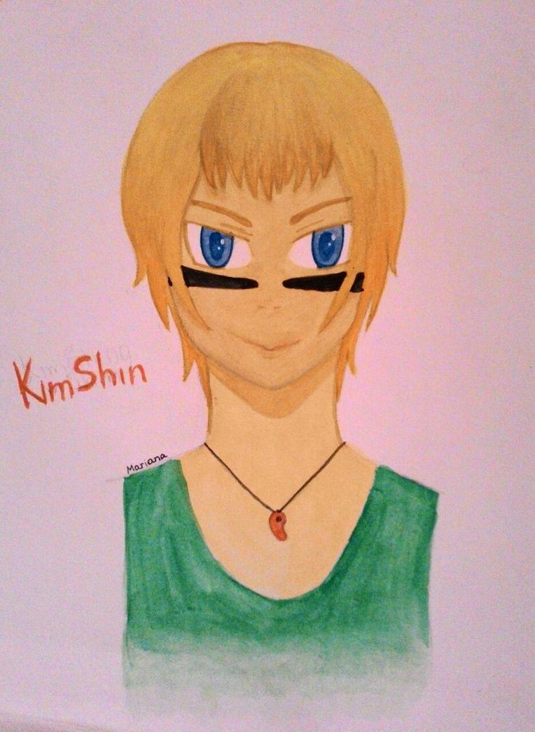 KimShin by MarihSouza