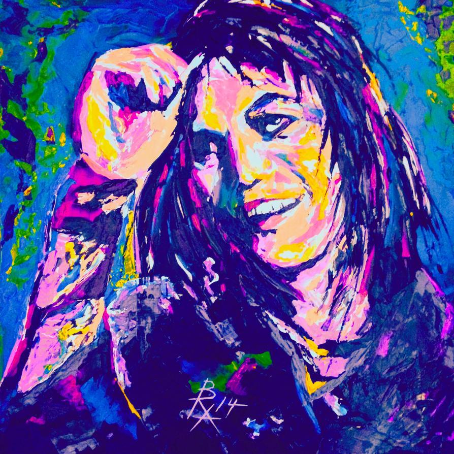 Joan Jett by NausetSouth