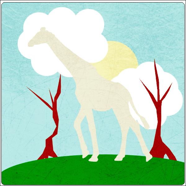 Giraffe by skeelar