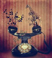 Phone Call by skeelar
