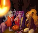 A Dazzling Halloween