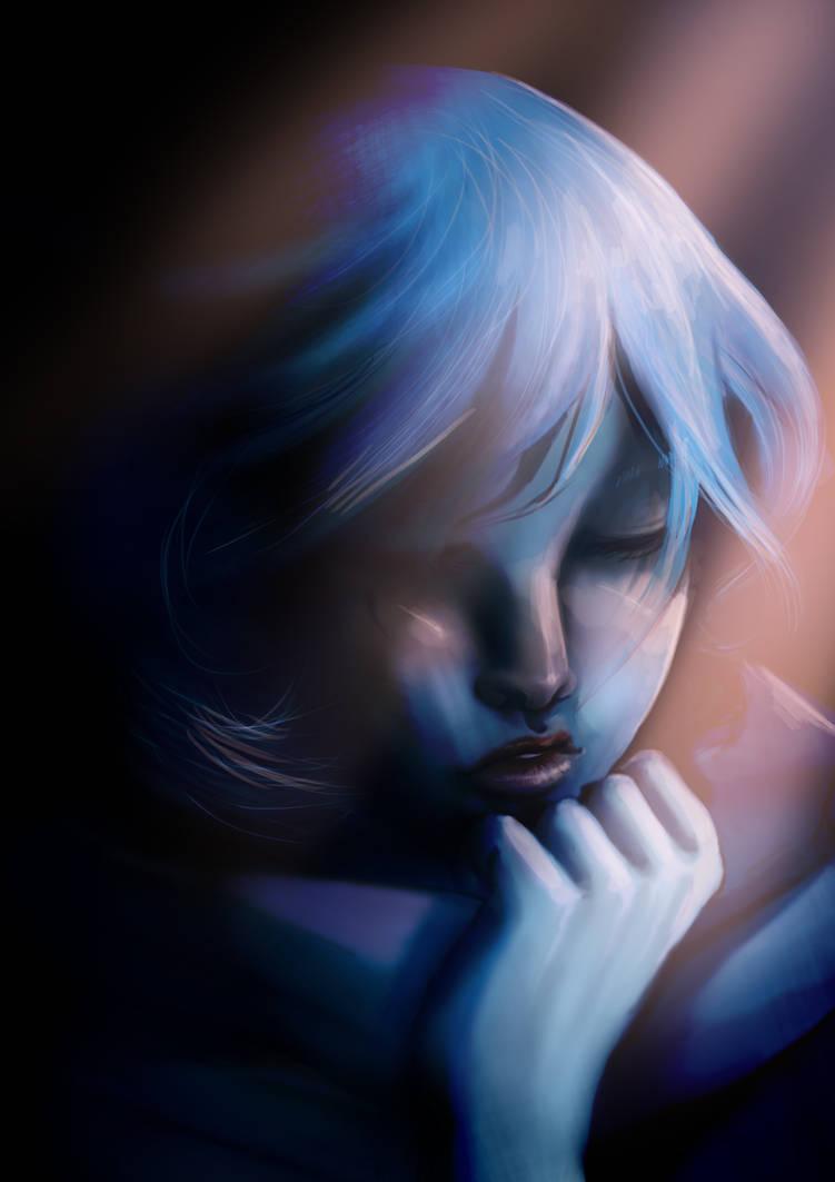 Dark and Cold by Assasin-Kiashi