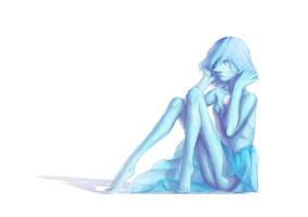 Blue Pearl by Assasin-Kiashi