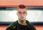 Mr. Robot: Elliot Alderson by Assasin-Kiashi