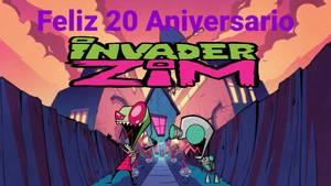 Feliz 20 Aniversario Invasor Zim
