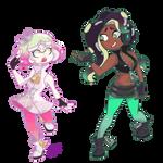 Pearl and Marina Redraw