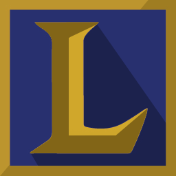 League of Legends Icon Minimalist by ByRamoxy on DeviantArt