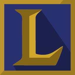 League Of Legends Icon Minimalist By Byramoxy On Deviantart