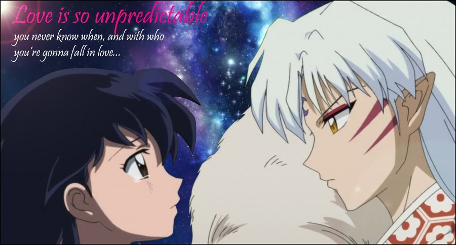Sesshomaru And Kagome By Feniksstar-d50qqp8 by Kagome70o