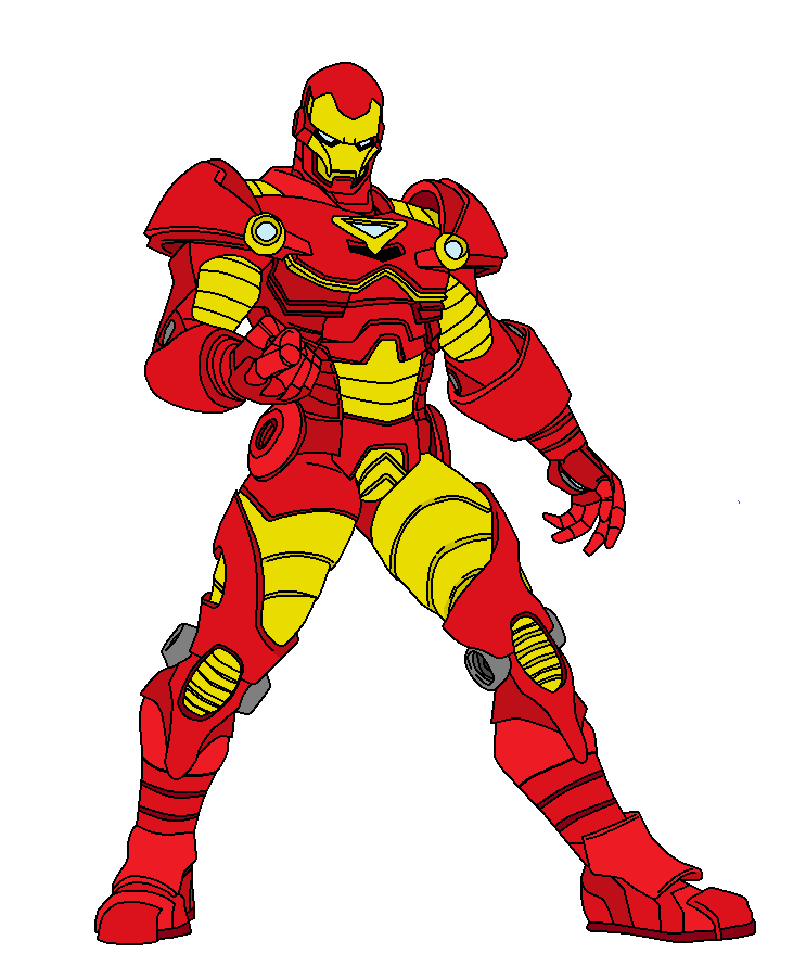 ironman concept color by theanimefreak69 - Ironman Pictures To Color