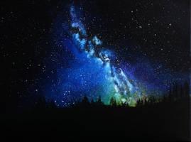 Night Sky by Freya7