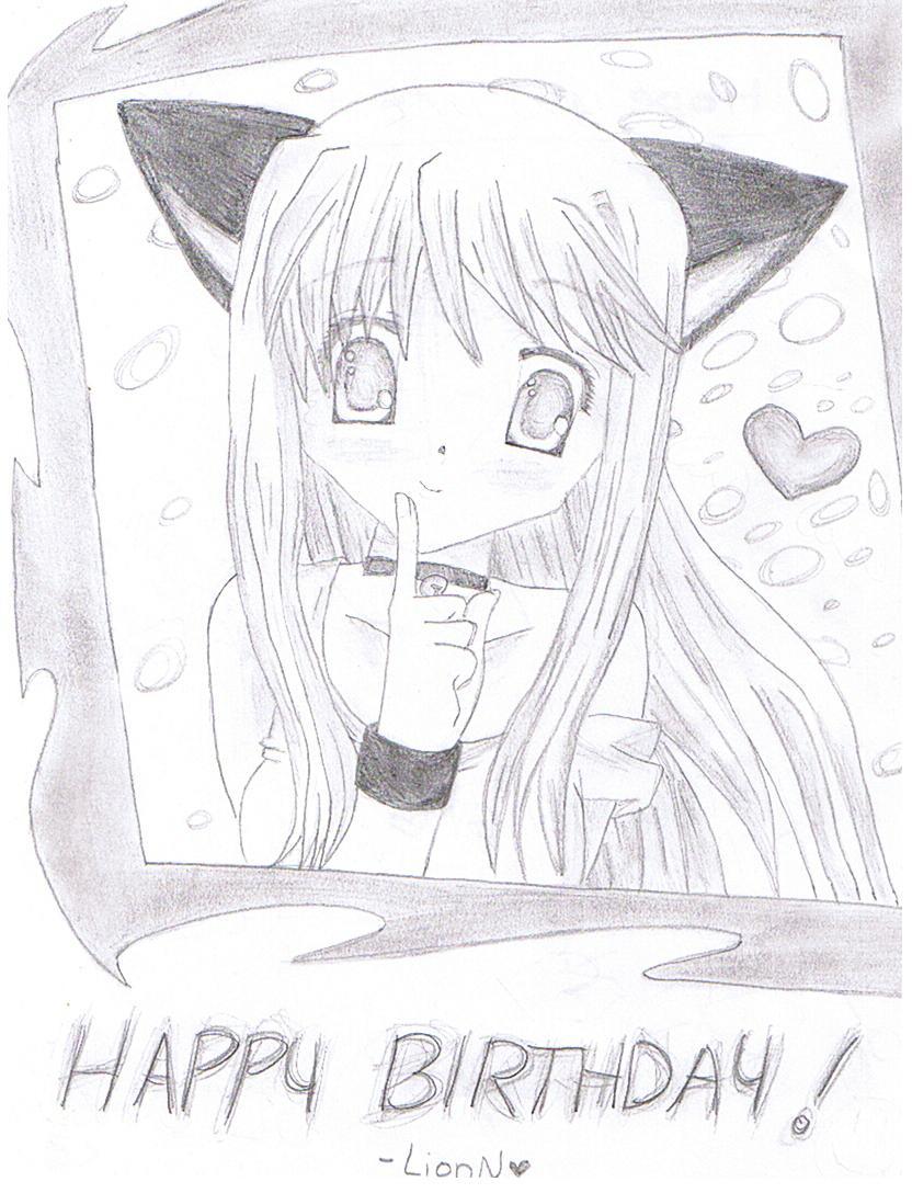 Créations de Lionn~ <3 Happy_Birthday_by_L1onN