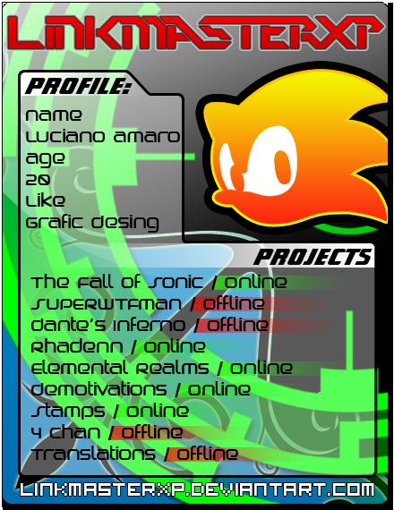 LinkMasterXP's Profile Picture