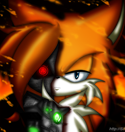 The Fall Of Sonic by LinkMasterXP