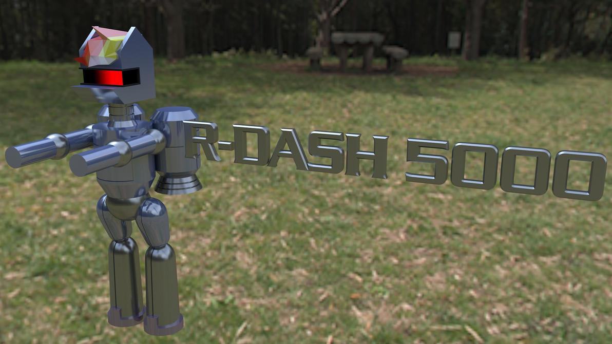 R-Dash 5000 MAGIC.MOV Edition by LinkMasterXP