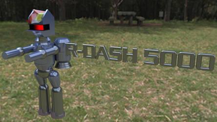 R-Dash 5000 MAGIC.MOV Edition
