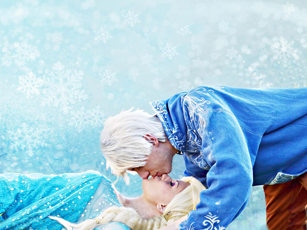 'Jelsa' Elsa x Jack Frost cosplay by Emy182 on DeviantArt