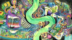 Artistic Journey by KatieAnnOwens