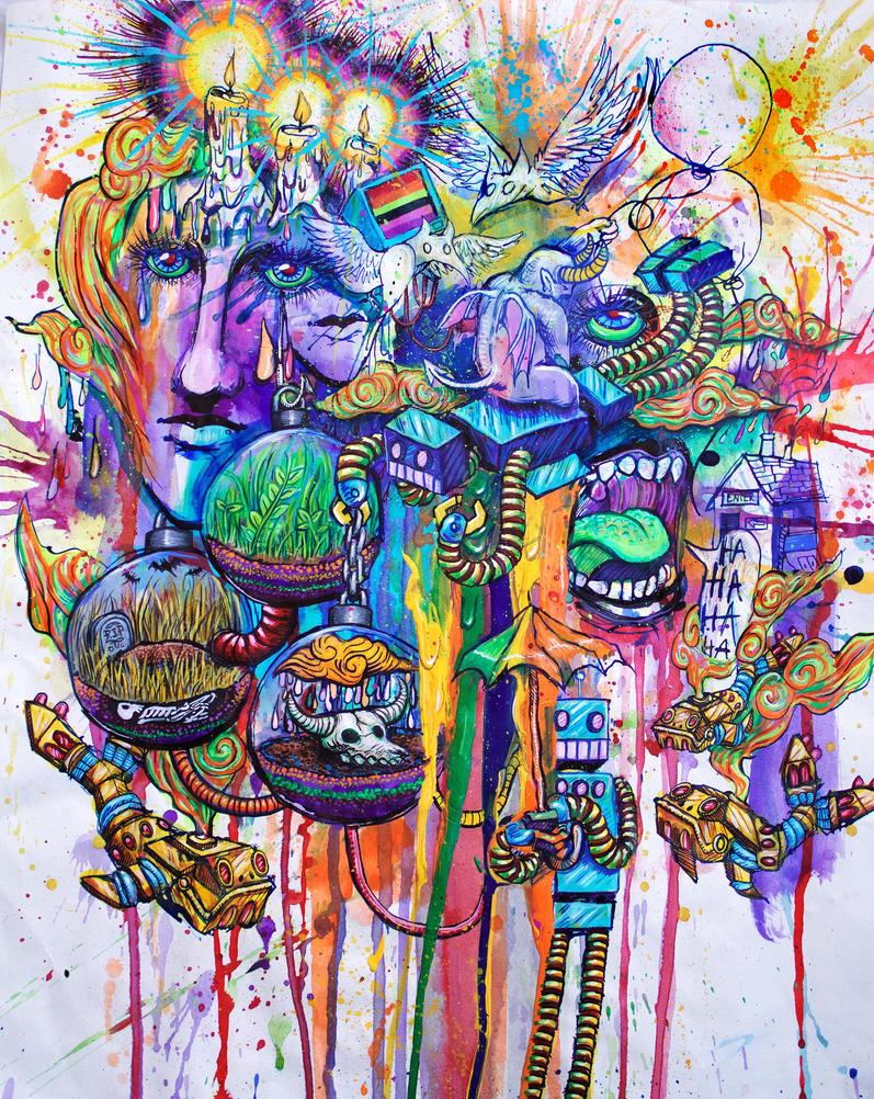 Drip Drip Drip by KatieAnnOwens