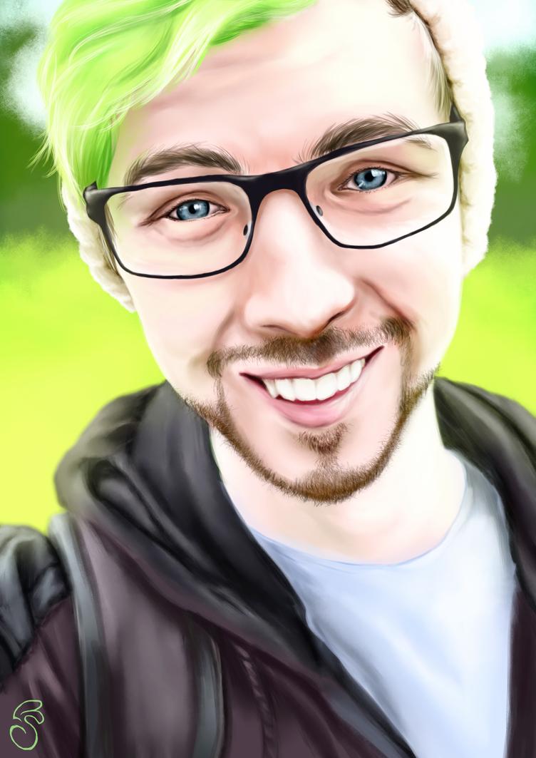 Jack Portrait by BunnyStygian