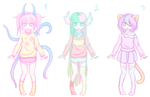Pastel Adopts (Closed)