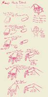 Hands lazy tutorial