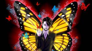 Butterfly Dark by RabbitHazard