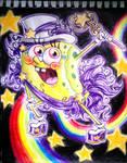 Spongebob's Imagination Power