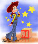 J is for Jessie